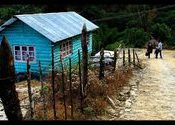 DOWN THE ROADS OF RISHOP by sukantamit.  Tags: West Bengal, Kalimpong, rishop, roads.