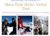 Mera Peak Hinku Valley Trek by Prakash Devkota.  Tags: trek.