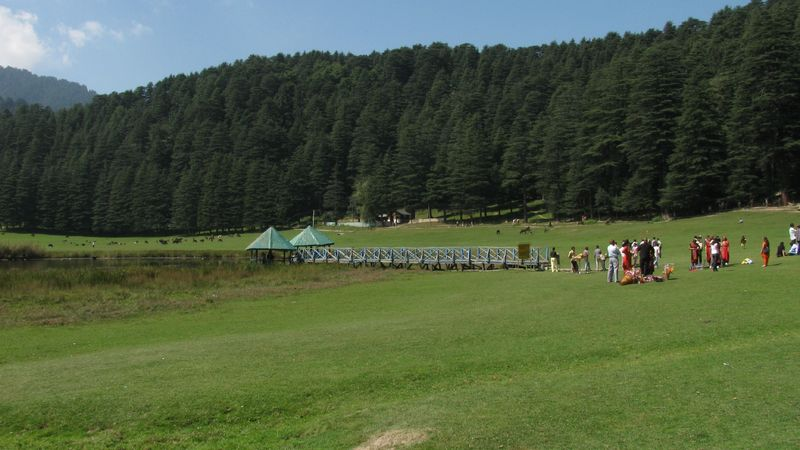 Khajjiar India  city pictures gallery : Khajjiar Grounds India Travel Forum | IndiaMike.com