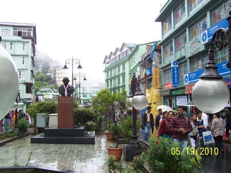 Gangtok Mg Marg India Travel Forum Indiamike