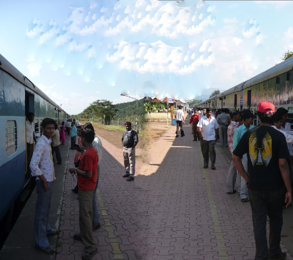 Places To Visit On Konkan Belt: Konkan Railway North From Goa