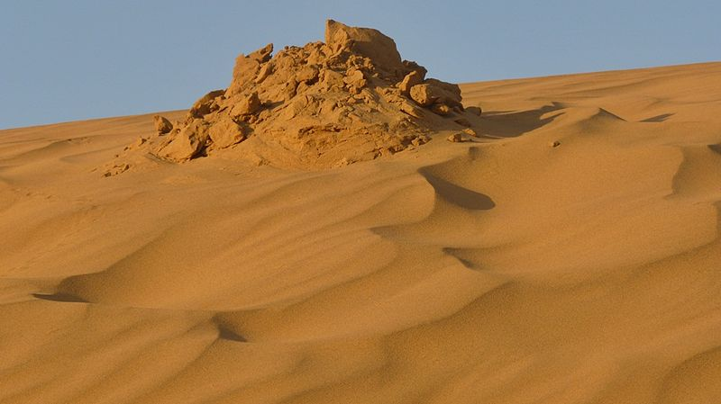 Sandscape at thar desert - India Travel Forum | IndiaMike.com