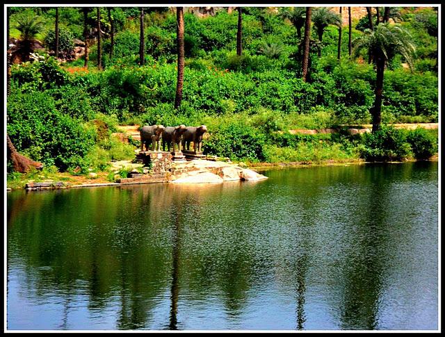 Mandakini Lake