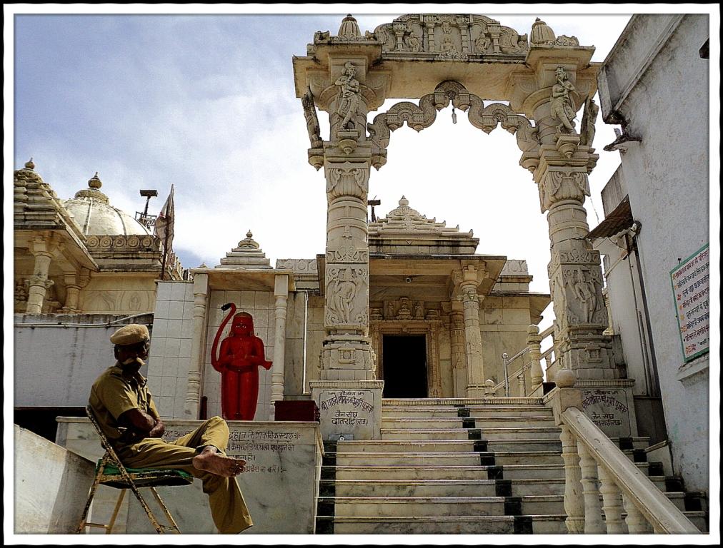 Achalgarh Jain Temple