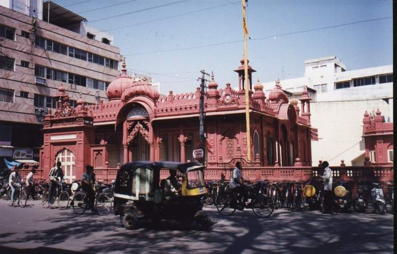 Sikh Temple - Indore