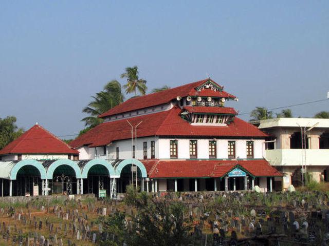 Malik Deenar mosque in Kasaragod