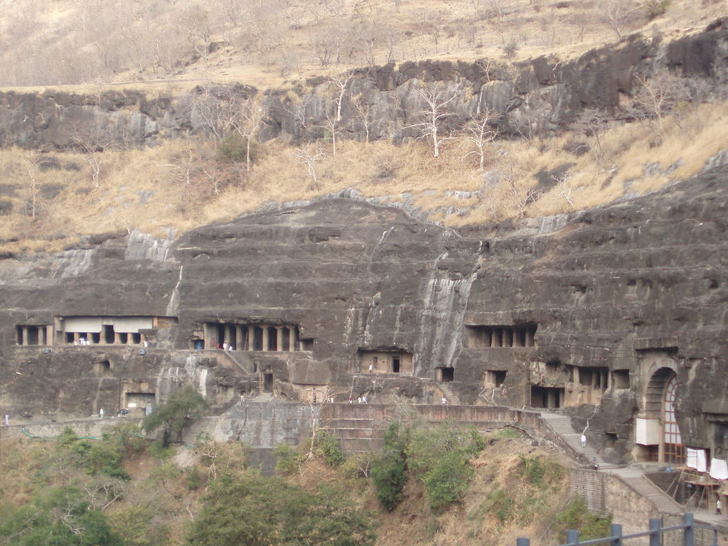 ajanta caves Ajanta and ellora caves considered as the gem of indian archaeological history  dates back to the 2nd century to 10th century each cave.