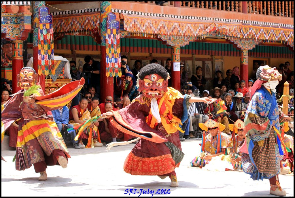Hemis Festival  India Travel Forum  IndiaMike.com