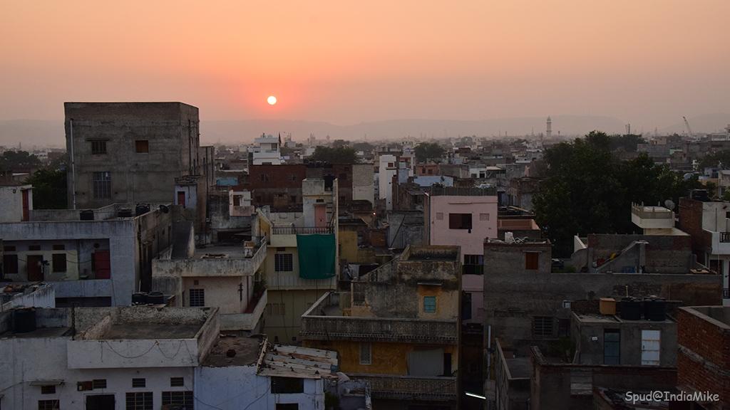 Jaipur Sunrise