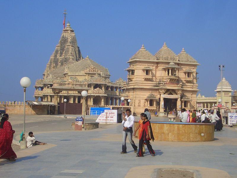 Somnath India  city photos : Somnath Temple Gujarat India Somnath Temple Gujarat