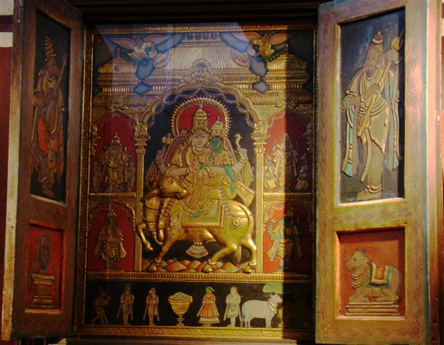 Tanjore Painting India Travel Forum Indiamike Com