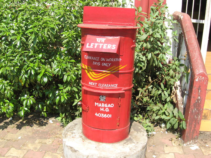 How To Send A Letter Post Office