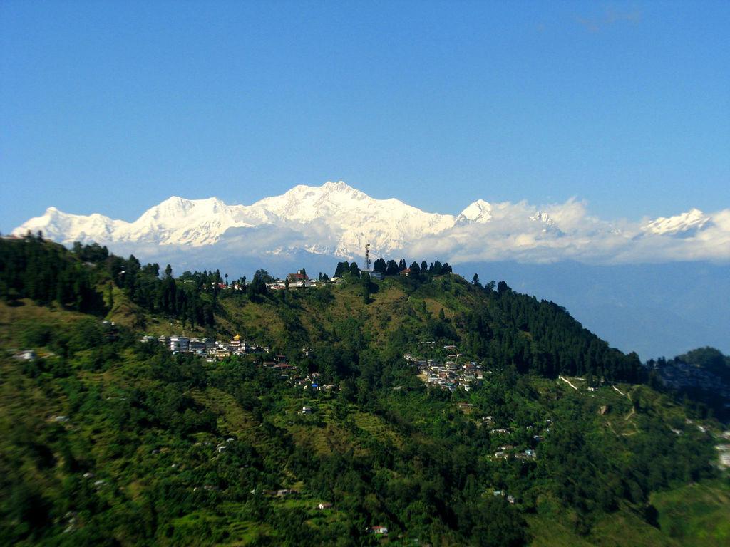 Kanchenjunga View India Travel Forum Indiamike Com