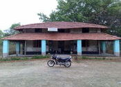 Palasbithi Eco Tourism Cottage at the foot of Garpanchakot Hill, Purulia by beingtarak.  Tags: Purulia, West Bengal.
