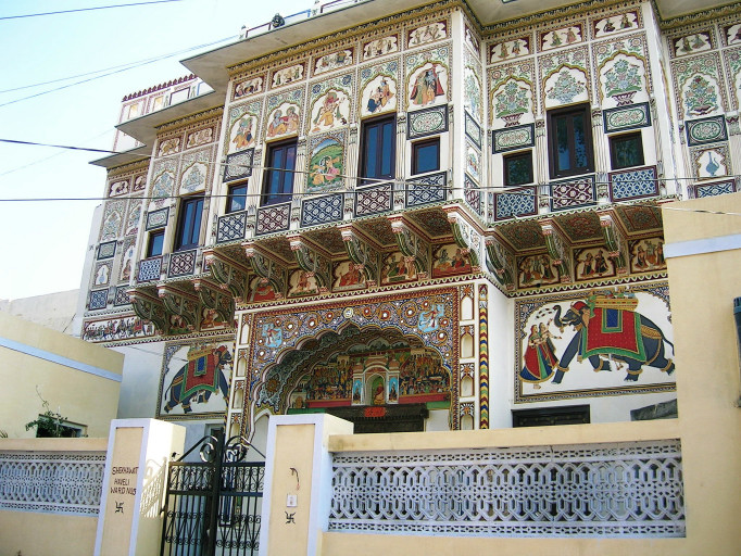 Mandawa India  city images : Mandawa Haveli India Travel Forum   IndiaMike.com