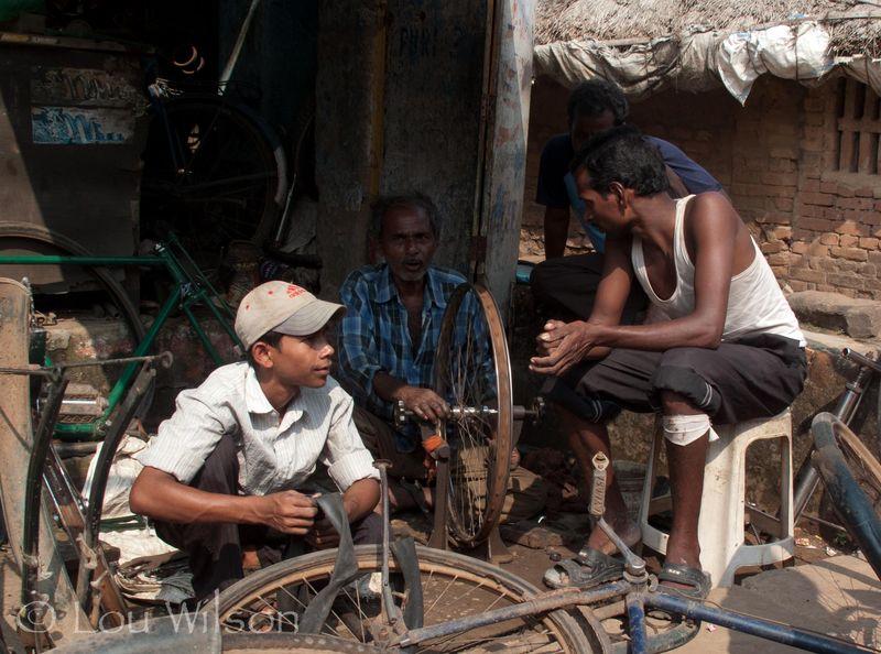 Bicycle Repair Shop - India Travel Forum | IndiaMike com