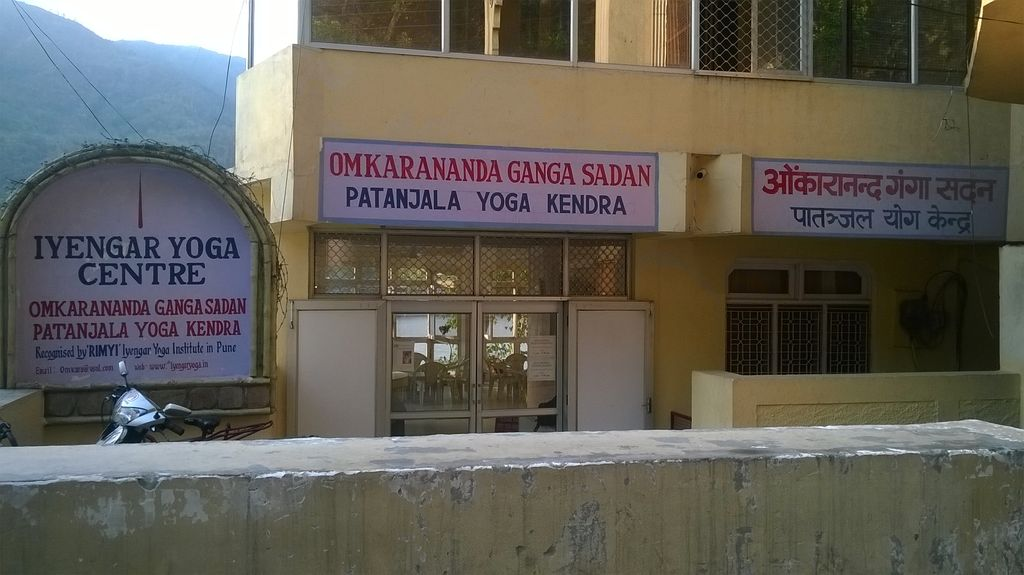 Looking for Iyengar yoga in Rishikesh ?