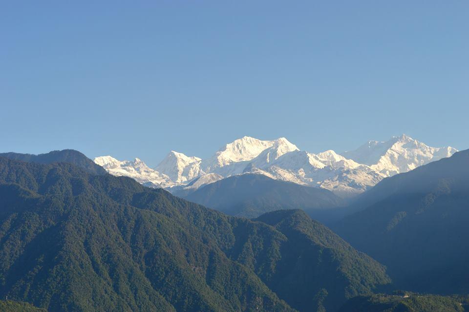 Kanchenjunga from Pelling