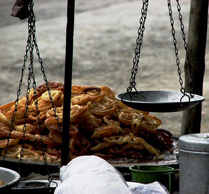 Gilapi, popular sweet of Bengal