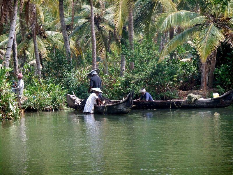 Munroe S Island Kerala