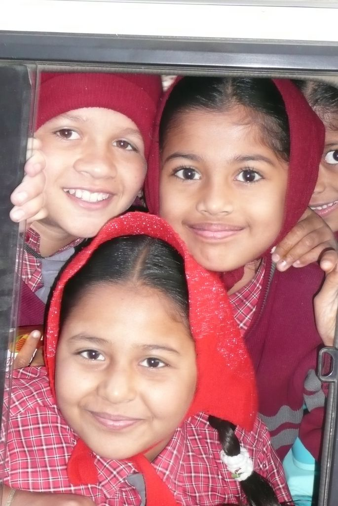 Bhuj School Girls
