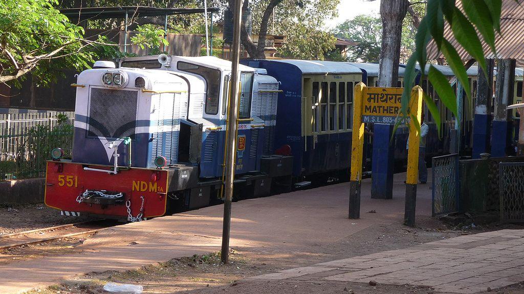 माथेरान हिल रेलवे