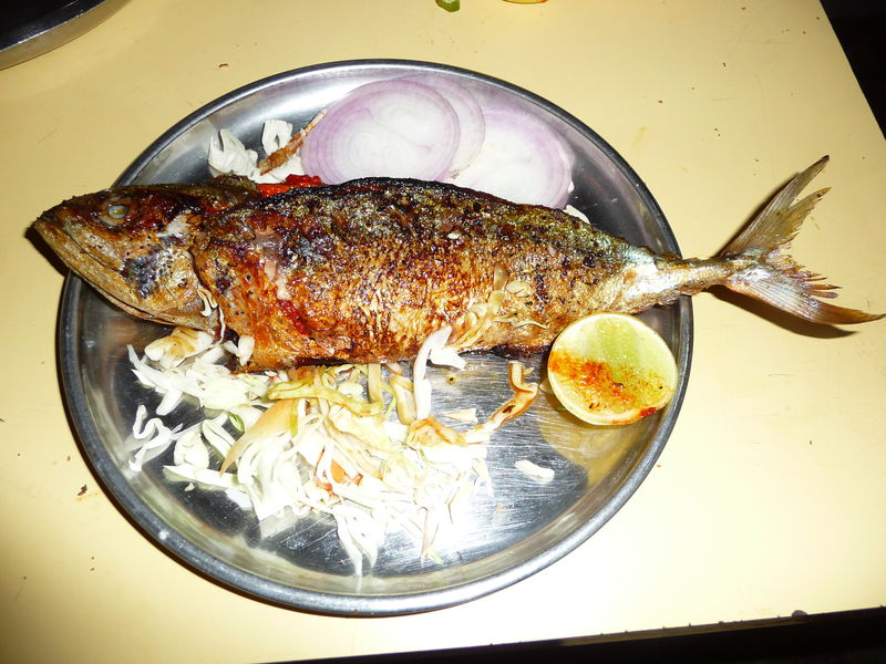 Goan fish fry india travel forum for Fish fry images