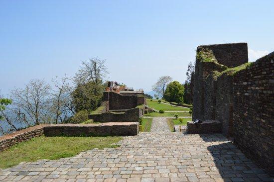 Rabdentse Ruins,