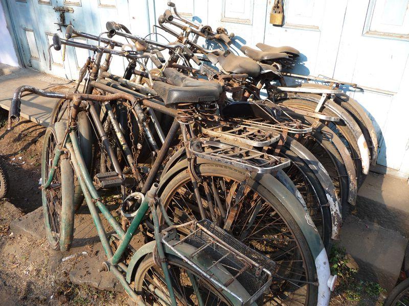 Dusty Rusty Rentals in Murud