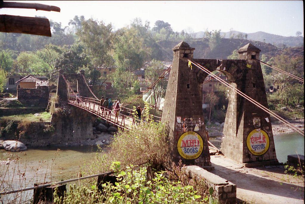 Kangra India  city photo : Kangra Mandir Bridge India Travel Forum | IndiaMike.com