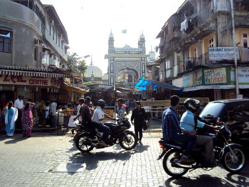 Mahim Dargah