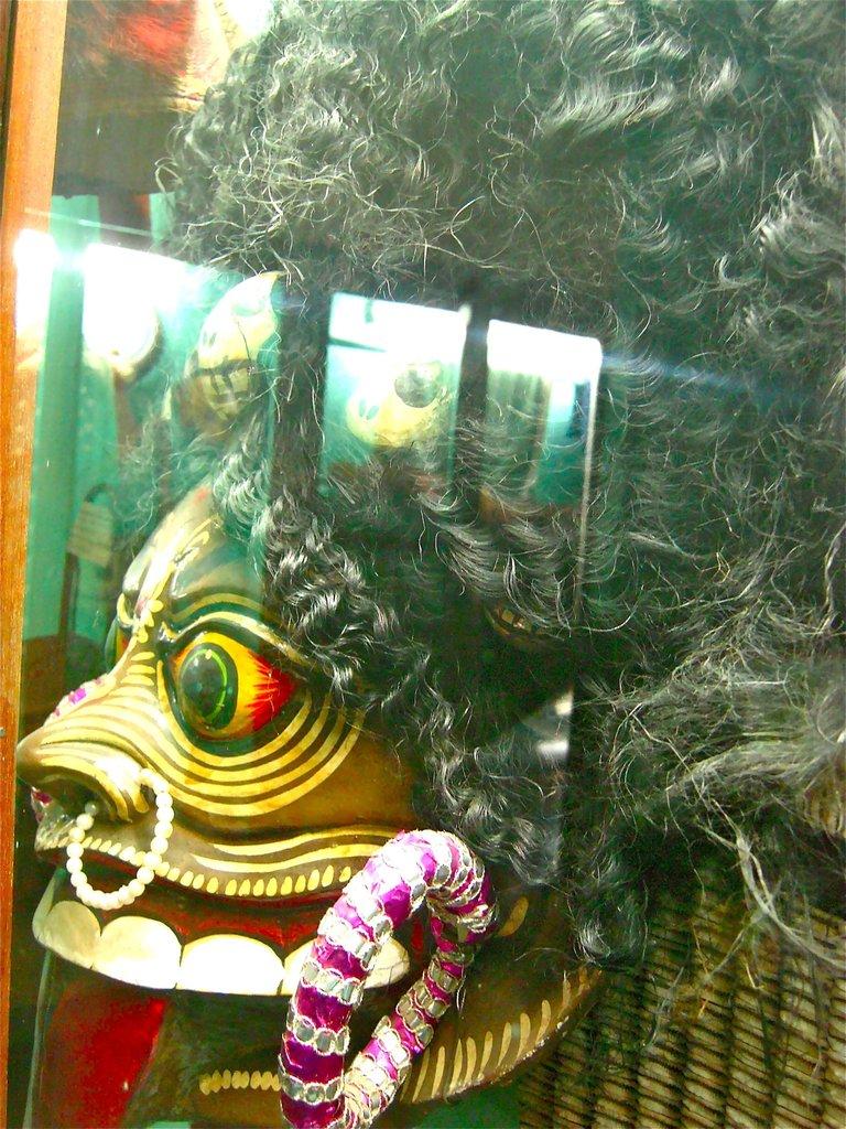 Arunachali Mask