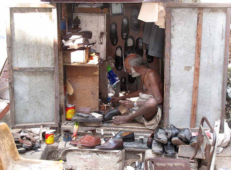 Shoe Cobbler Picture
