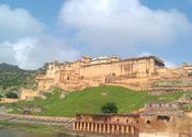 Amber Fort by traveljerk.  Tags: Rajasthan, Jaipur, fort, Amber Fort, amber.