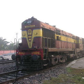Indian Railway Engine