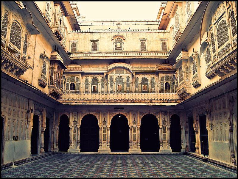 Phool Mahal Junagarh Fort Bikaner India Travel Forum