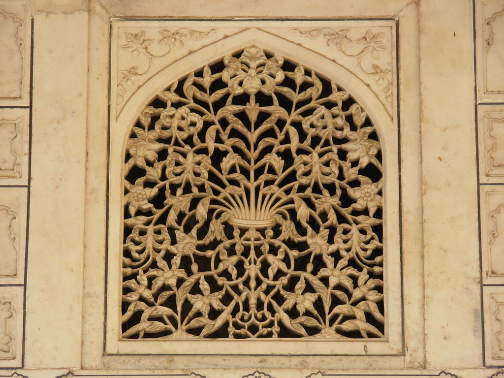 Marble Jali Lattice Detail India Travel Forum