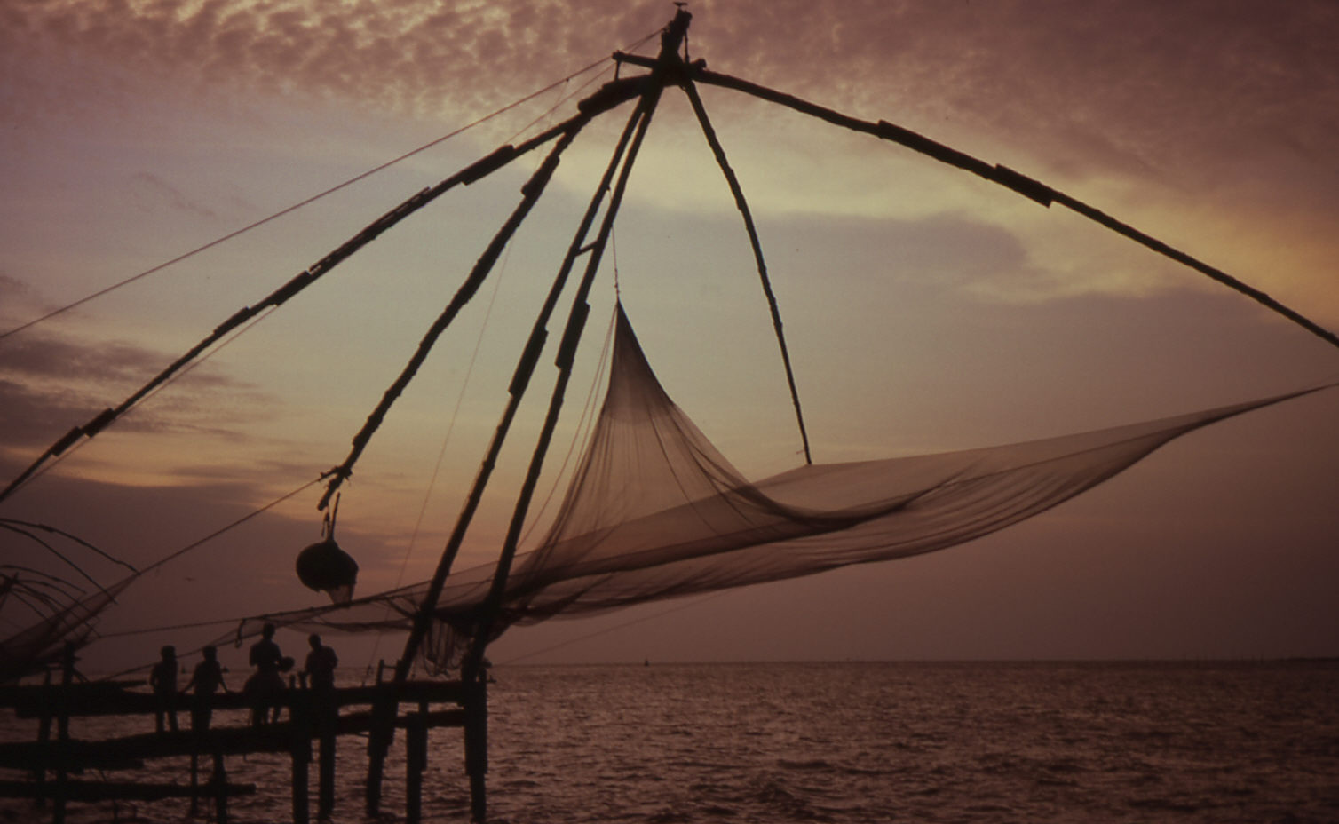 Fort Cochin Chinese Fishing Nets India Travel Forum
