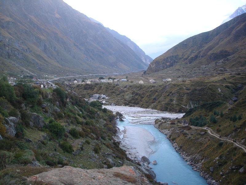 Saraswathi river