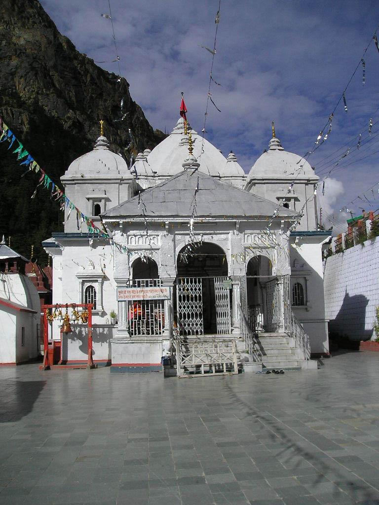 Gangotri Temple Gangotri Temple