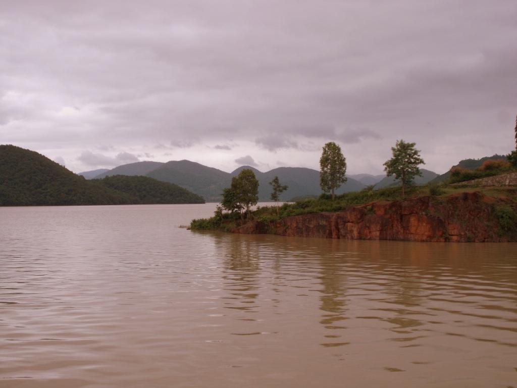 Harbhangi Dam, Odisha