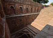 RK Puram 5 Baoli by spud.  Tags: New Delhi, Delhi, 5.