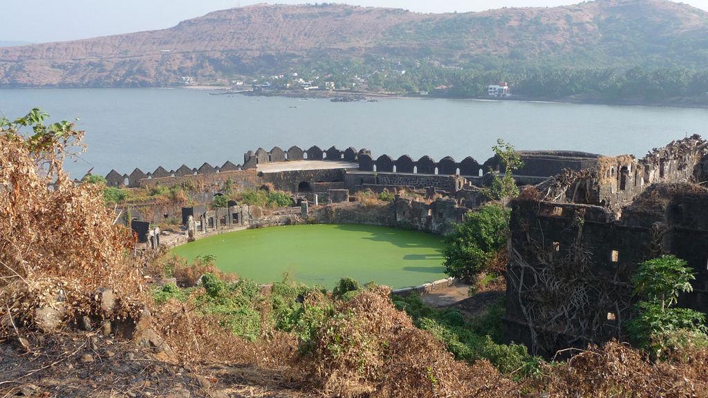 fort murud janjira