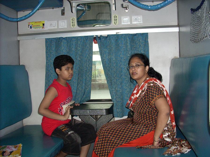 indian railways seat availability