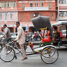 rickshaw glance