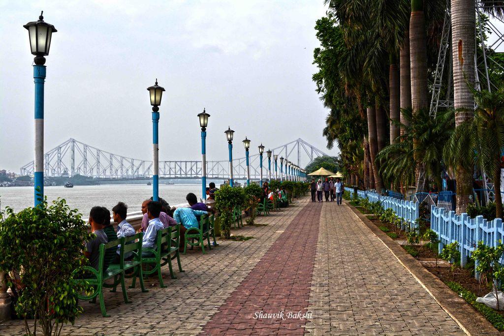 Millennium Park Kolkata Images Millennium Park · Kolkata