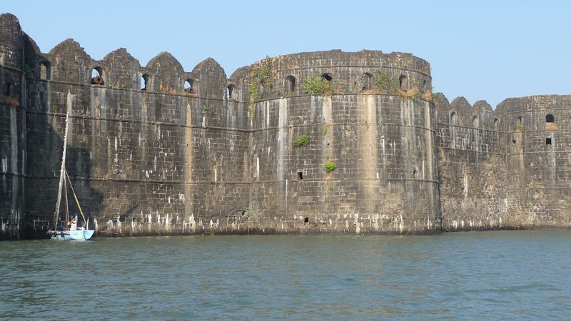 Janjira Sea Fort - Never Conquered