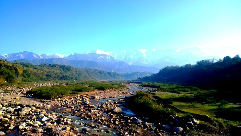 Chambi Bridge, Dharamshala