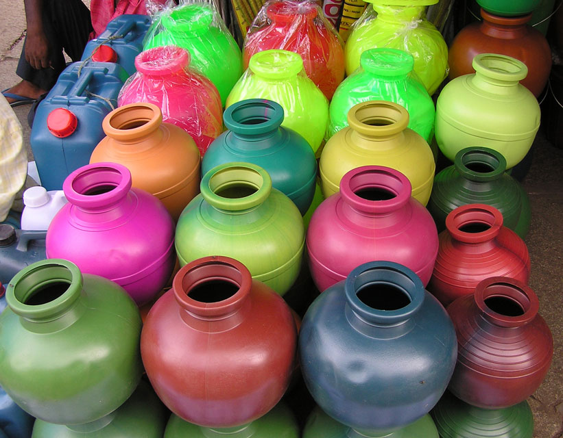 Plastic Water Carriers India Travel Forum Indiamike Com