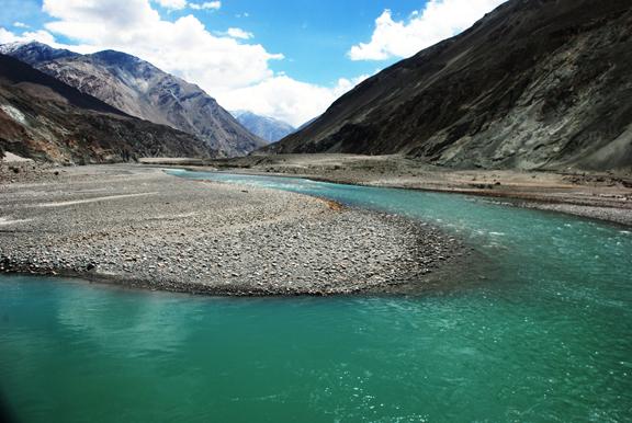 River Shyok